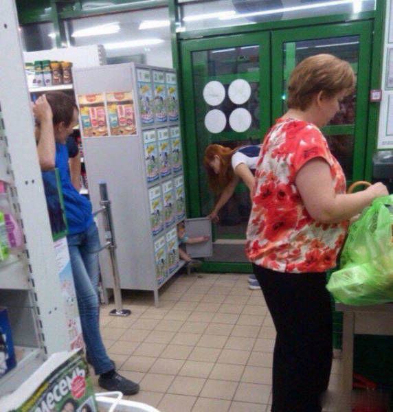 Russia Really Is The Motherland Of Weird (35 pics)