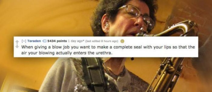 People Share The Most Misleading Sex Advice Anyone Ever Gave Them (19 pics)