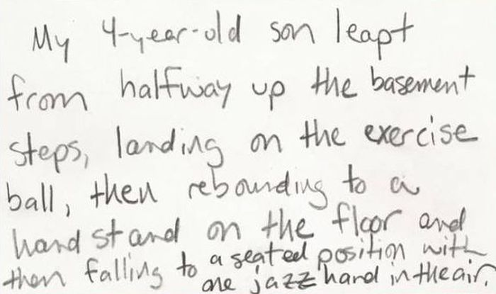 Some Of The Craziest Things Kids Have Ever Done Or Said (39 pics)