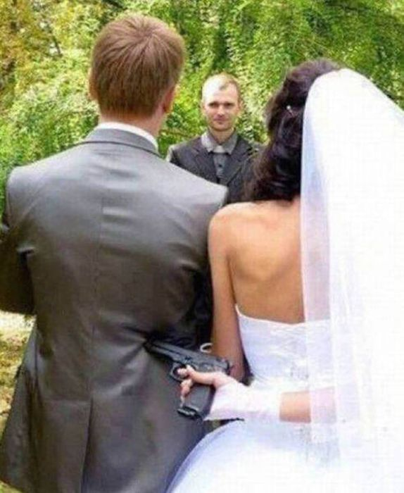 Life Is Full Of Awkward And Uneasy Moments (45 pics)