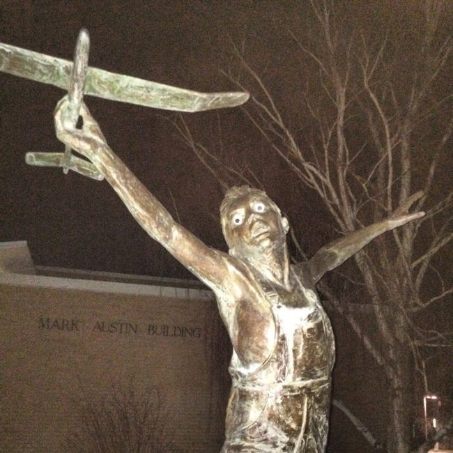 17 Of The Creepiest Statues Ever Created (17 pics)