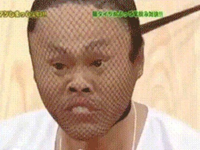 Awkward Japanese Game Show GIFs That Will Make You Say WTF (24 gifs)