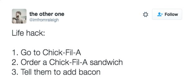 Chick-Fil-A Secrets That Employees Will Never Tell You (25 pics)