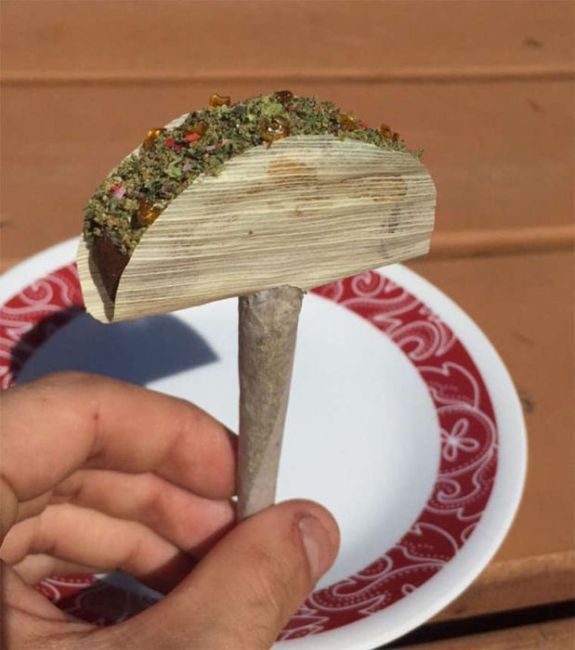 Insane Joints That Are Actually Smokeable (22 pics)