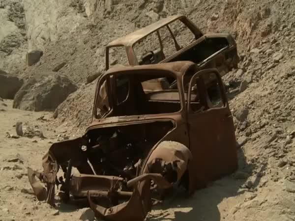 Fury Road Crash Smash