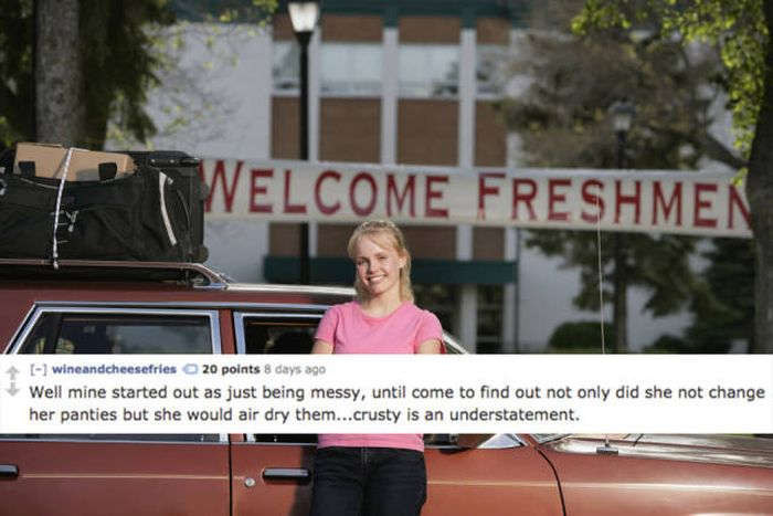 Proof That Freshman Roommates Can Be Your Worst Nightmare (21 pics)
