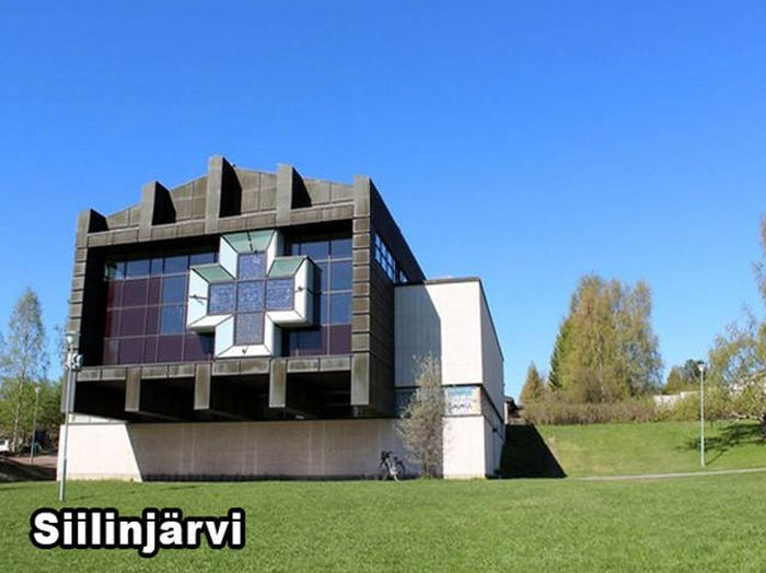 Unusual Churches You Can Find In Finland (10 pics)