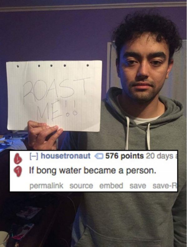 Epic Roasts So Hot They Burned People Right To The Ground (10 pics)