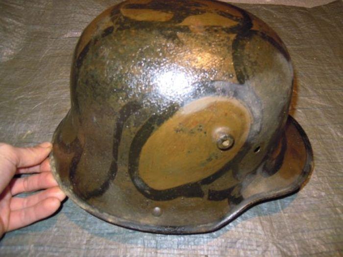 Massive Stash Of World War I Helmets Found In France (12 pics)