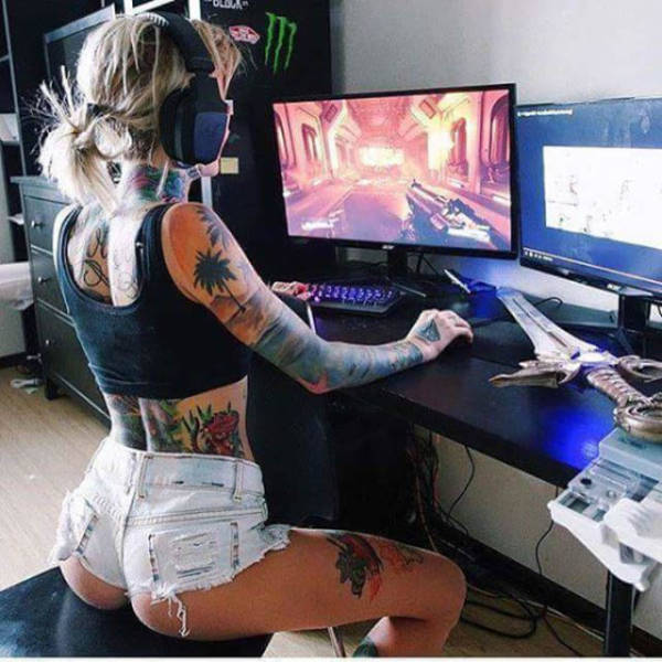 Awesome Gaming Pics For All The Awesome Gamers Out There (51 pics)