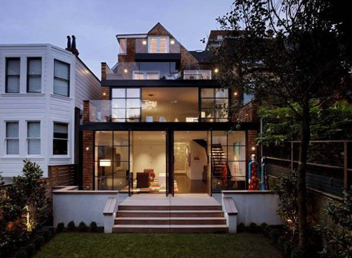 A Collection Of Some Of The Coolest Looking Houses In The