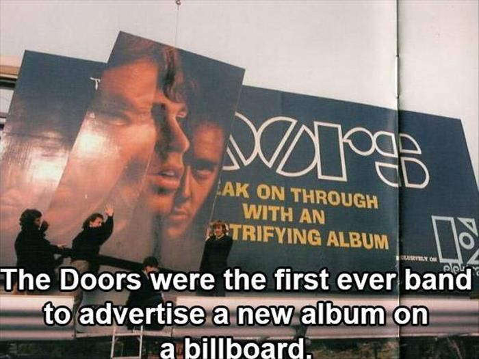 Fun Facts About Rock Stars And Rock Bands (18 pics)