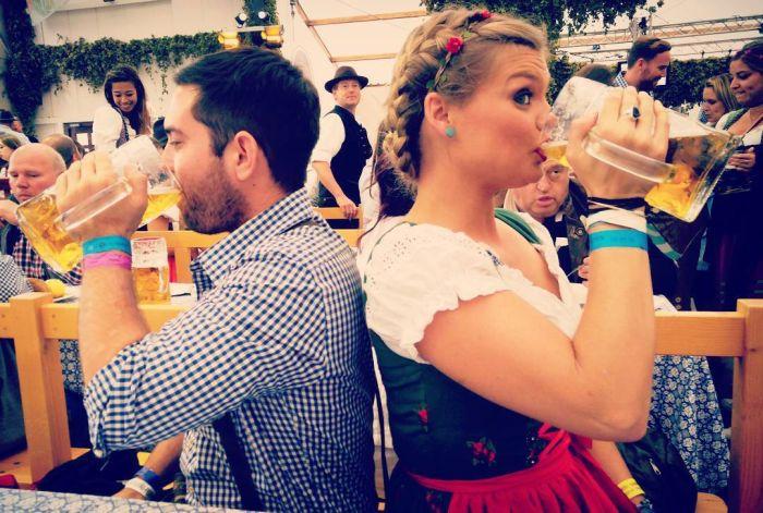 Oktoberfest 2016 Is In Full Swing (19 pics)