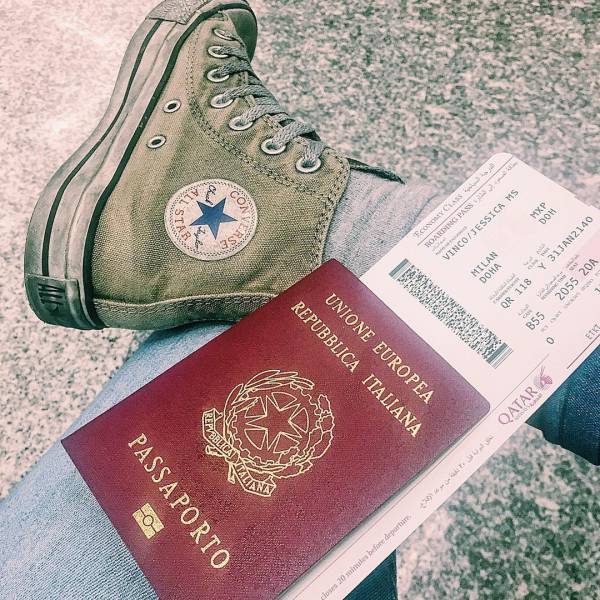 The Best Passports For Traveling Without A Visa (13 pics)