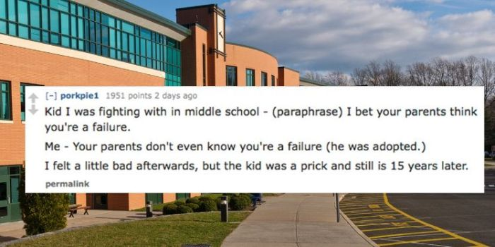 People Reveal The Most Brutal Comebacks They've Ever Heard (15 pics)