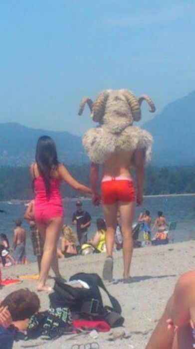 Weird And Wacky Sights That You Don't See Everyday (45 pics)