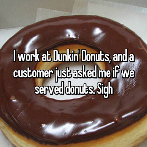 The Stupidest Questions And Complaints Employees Have Heard From Customers (20 pics)