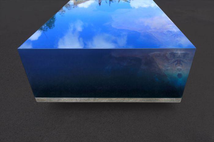 The Starry Sea Table Is A Dream Come True (11 pics)