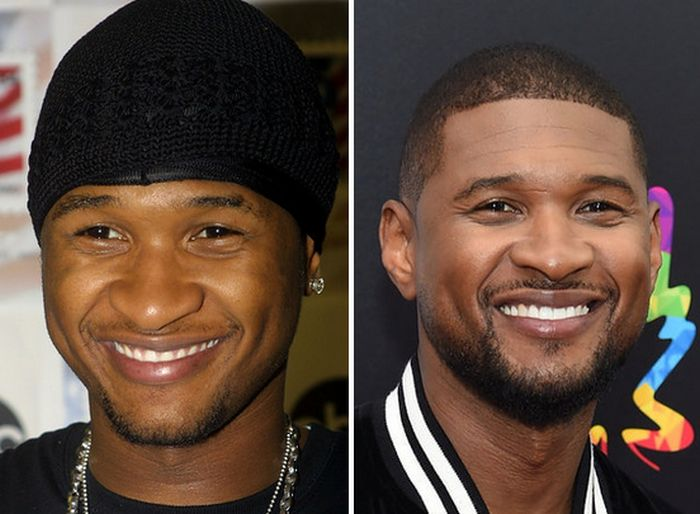 The Most Popular Actors Of The 2000s: Then And Now (30 pics)