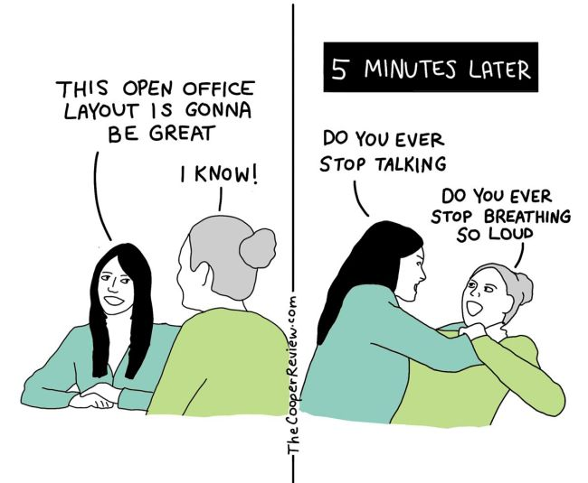 9 Work Cartoons That Will Help You Get Through Your Long Day At Work (9 pics)
