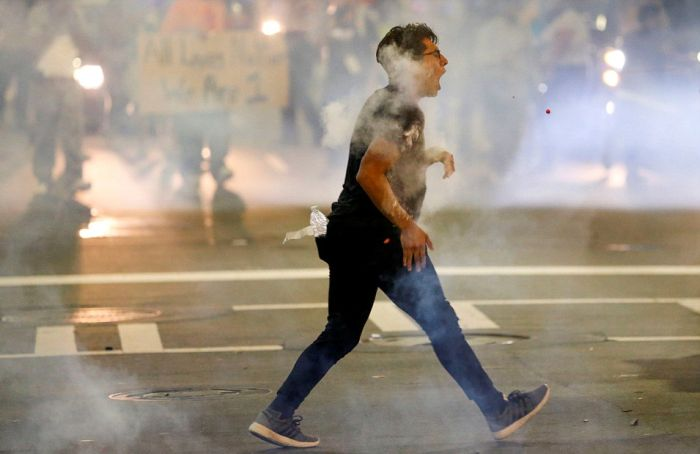 State Of Emergency Declared In Charlotte Due To Violent Protests (18 pics + video)