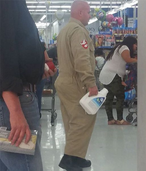 People of Walmart. Part 31 (40 pics)