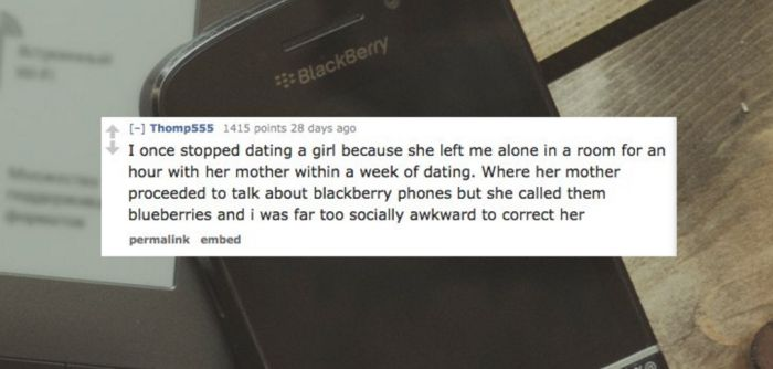 People Reveal The Shallow Reasons Why They Dumped Their Ex (15 pics)