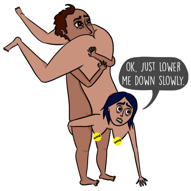 11 Types Of Virginity You Lose In Every Long Term Relationship (11 pics)