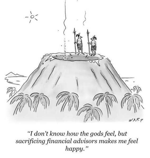 Funny Cartoons From The New Yorker That Will Definitely Crack You Up (50 pics)