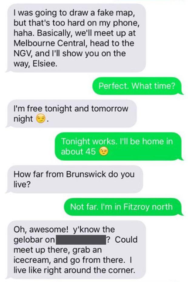 Man Gets Trolled Big Time After Girl Gives Him A False Phone Number (8 pics)