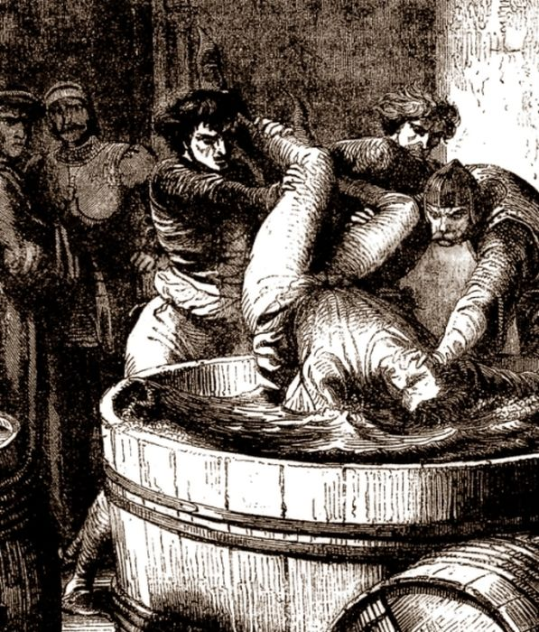 13 Of The Most Horrible Ways To Die In The Middle Ages (13 pics)