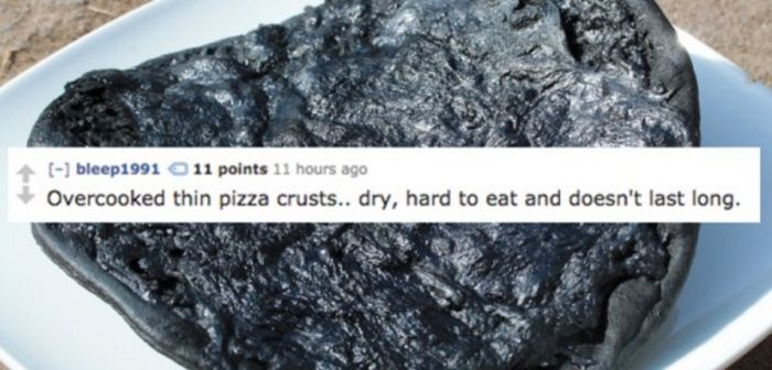 People Hilariously Describe Their Sex Lives Using Food (13 pics)