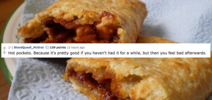 People Hilariously Describe Their Sex Lives Using Food 13 -9399