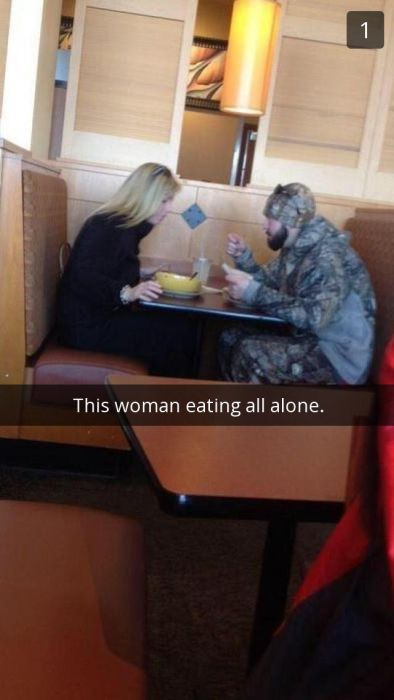 These Are The Saddest Snapchats You're Going To See Today (17 pics)