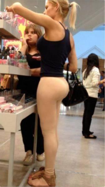 yoga pants 20 - סקסיות במכנסי ספורט (47 התמונות)