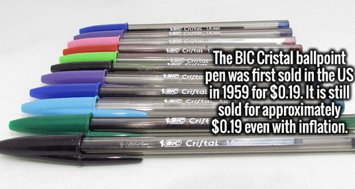 A Fresh Batch Of Facts That Will Obliterate Your Boredom (20 pics)