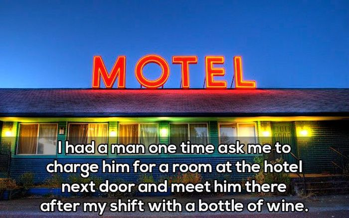 Servers Reveal The Weirdest Requests They've Received From Customers (17 pics)