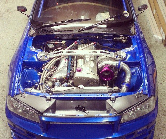 This Post Is For Anyone Who Appreciates The Beauty Of A Highly Tuned Engine (22 pics)