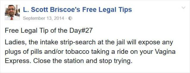 Funny Free Legal Tips From A Lawyer Who's Seen Some Crazy Stuff (51 pics)