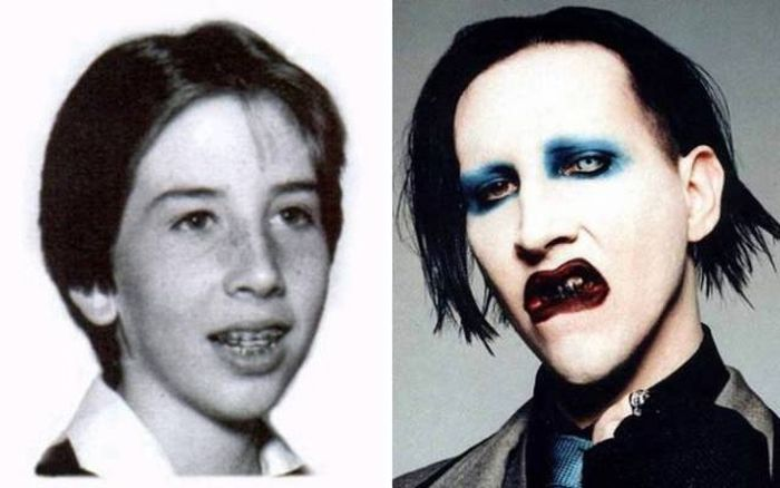 Rare Photos Of Famous Music Stars Before They Made It (20 pics)