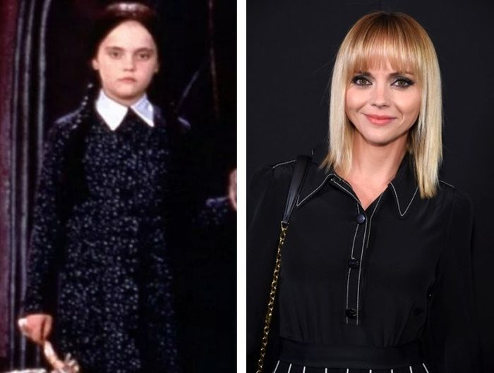 What The Cast Of The Addams Family Looks Like 25 Years Later (17 pics)