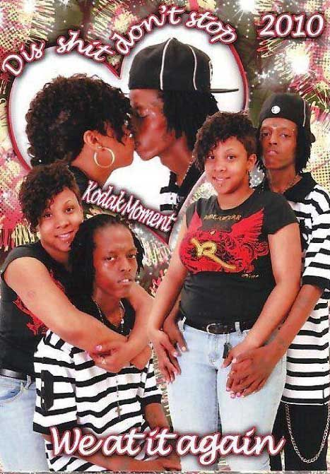 Ghetto Glamour Shots That Are Completely Cringeworthy (32 pics)