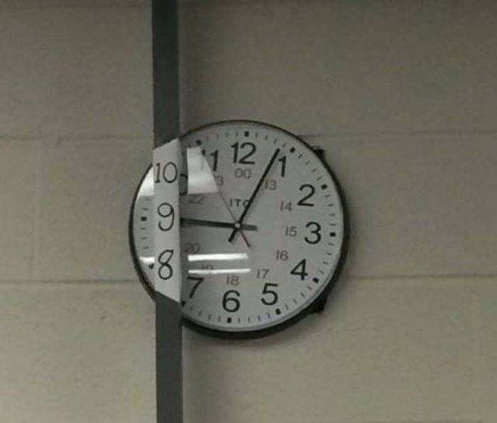 Amusing Examples Of Total Laziness And Stupidity (58 pics)