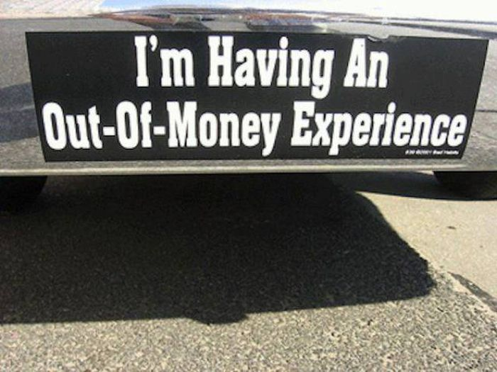 Funny Bumper Stickers That Anyone With A Sense Of Humor Can Appreciate (28 pics)