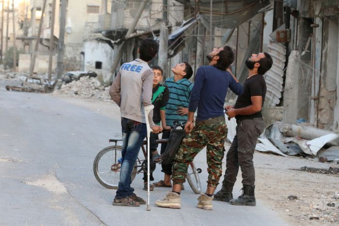 Syria Continues To Be Torn Apart (47 pics)