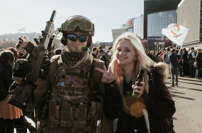 Amazing Cosplay Photos From Comic Con Russia (30 pics)