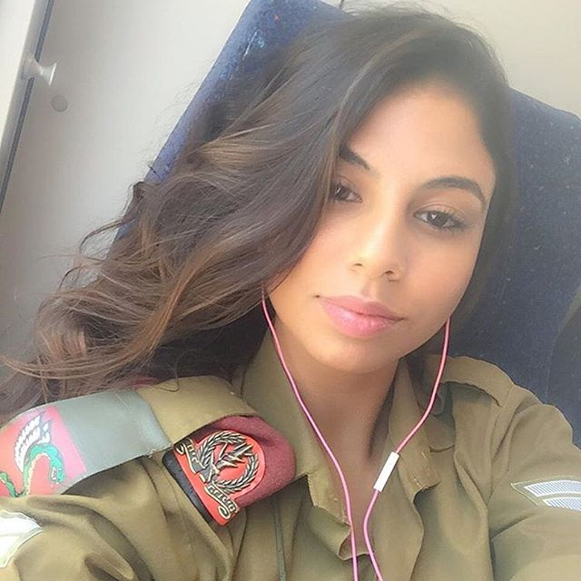 las mas lindas soldados