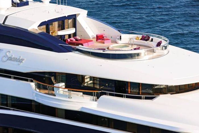 Superyacht At The Monaco Yacht Show Now On Sale For $174 Million (19 pics)