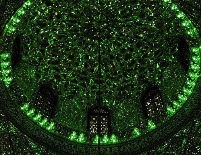 The Inside Of This Mosque Will Blow You Away And Make Your Jaw Drop (10 pics)