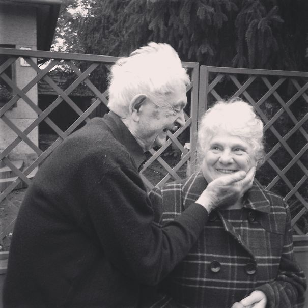 Elderly Couples That Prove There's No Age Limit For True Love (44 pics)